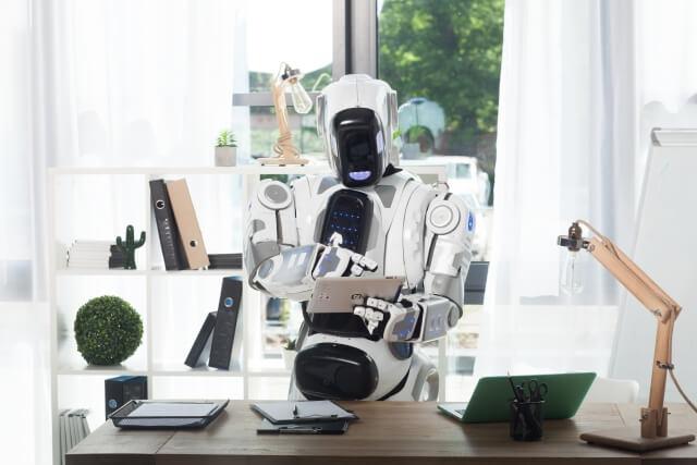 ロボットだけ②