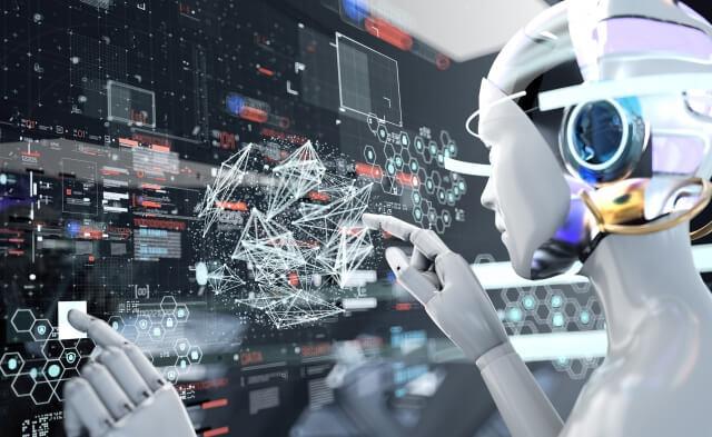 AIロボット①